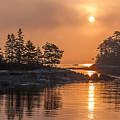 Sunrise On The Coast by Don Seymour