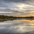 Sunrise On The Flats by Ronald Kotinsky