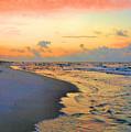 Sunrise On The Gulf by Kristin Elmquist