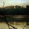 Sunrise On The Hudson River, No. 14 by Cheryl Kurman
