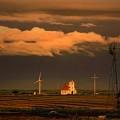 Sunrise On The Prairie by Jon Burch Photography