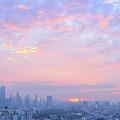 Sunrise Over Bangkok by Yinguo Huang