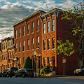 Sunrise Over Federal Hill by Jim Archer