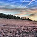 Sunrise Over Ft. Apache by Lynn Geoffroy