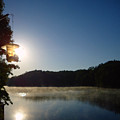 Sunrise Over Lake Lainer by Pat Turner