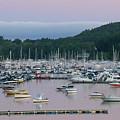 Sunrise Over Mallets Bay Panorama - Two by Felipe Adan Lerma