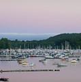 Sunrise Over Mallets Bay Variations - Two by Felipe Adan Lerma
