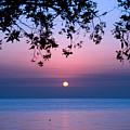 Sunrise Over Sea by Shahbaz Hussain's Photos