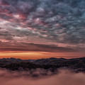 Sunrise Over The Breaks by Thomas R Fletcher