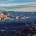 Sunrise Over The Grand Canyon by Jonathan Nguyen