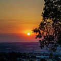 Sunrise Over The Valley by Marcia Darby