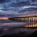 Sunrise Pier by Pete Federico