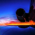 Sunrise Pre Flight by Jason Stanton