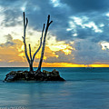 Sunrise Punta Cana #2 by Ron Simpson