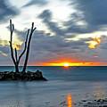 Sunrise Punta Cana by Ron Simpson