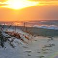 Sunrise Rainbow by Vicki Jauron