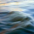 Sunrise Ripple by Mike  Dawson