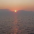 Sunrise Rota Spain by Brett Winn