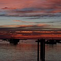 Sunrise Rye Nh by Christine Russell
