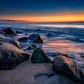 Sunrise, Sandy Hook by Rick Berk