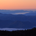 Sunrise Silhouette by Paul Schultz