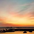 Sunrise Sunset Art Photo - Glow by Jo Ann Tomaselli