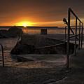 Sunrise Tramore by Leah Burgess