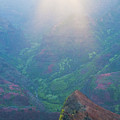 Sunrise Waimea Canyon by Steven Natanson