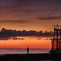 Sunrise Watcher by John McArthur