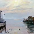 Sunrise by Ylli Haruni