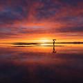Sunrise Yoga by Prajit Ravindran