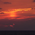 Sunrising Out Of Clouds by Tom LoPresti