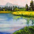 Sunriver by Nancy Merkle