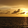 Sunset - Gulf Of Mexico by Reel Shots