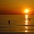 Sunset 2 by Donica Abbinett