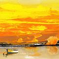 Sunset 24 by Miki De Goodaboom
