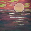 Sunset-3 by Marialyn Laganza