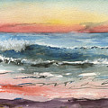 Sunset 39 Imperial Beach by Brian Meyer