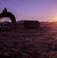 Sunset Admiration by Scott Ricks