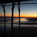 Sunset Afterglow by Gary W Baird