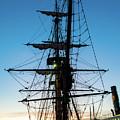 Sunset Ahoy by Pamela Williams