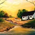 Sunset by Ansie Boshoff