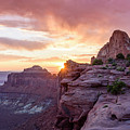 Sunset At Canyonlands by Anderson Outdoor Photos