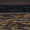 Sunset At Kenai Beach by Lauren Fraser