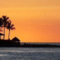 Sunset At Key West by Sheli Kesteloot