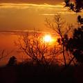 Sunset At Lake Michigan by Sheli Kesteloot