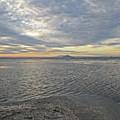 Sunset At Manga Del Mar Menor by Chani Demuijlder