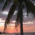 Sunset At Montego Bay by John Malone