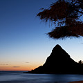 Sunset At Pokai Bay by Bill Bachmann - Printscapes