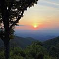 Sunset At Purgatory Mountain by Rebecca Raybon